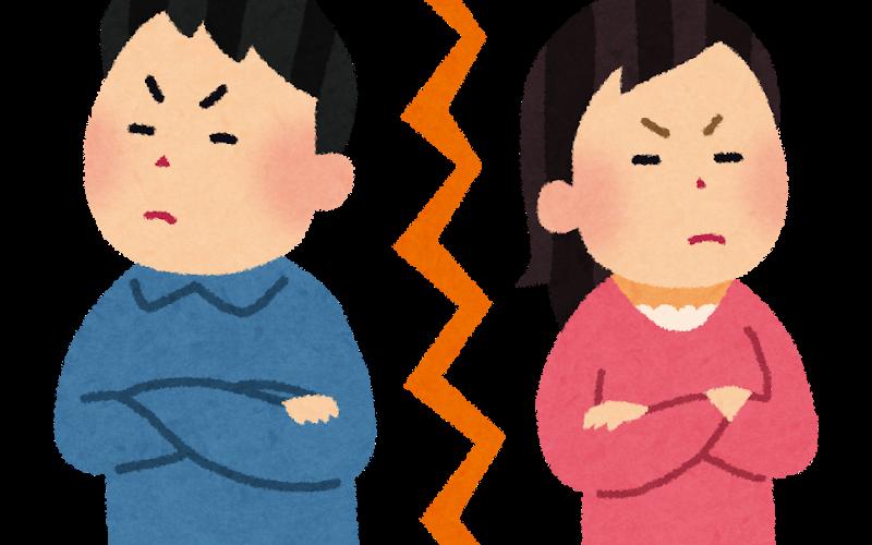 日本の夫婦の離婚率(全国版)